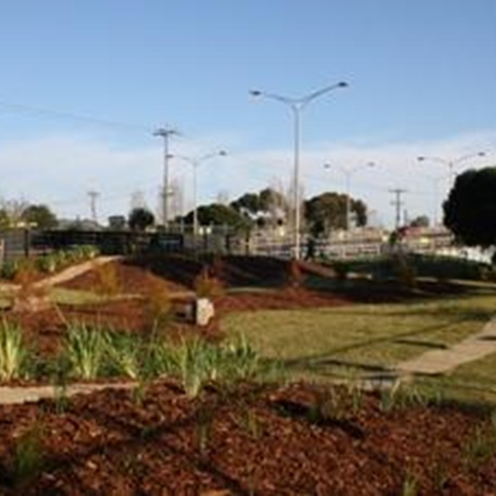 BMX track can be enjoyed for recreation in Port Melbourne