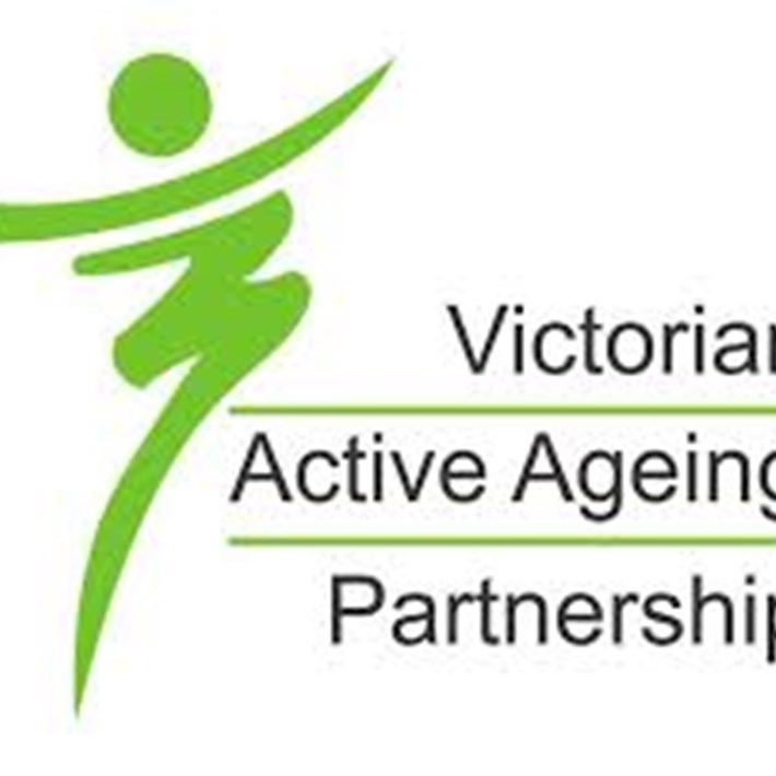 Victorian Active Ageing Partnership logo
